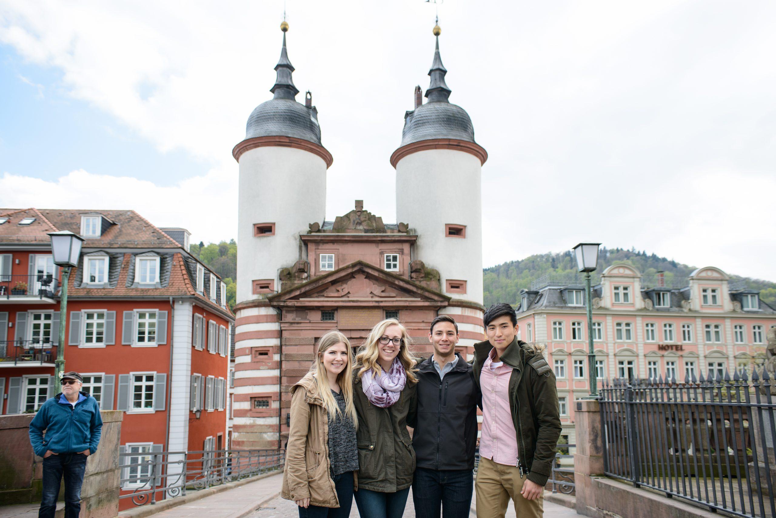 Alte Brucke Heidelberg