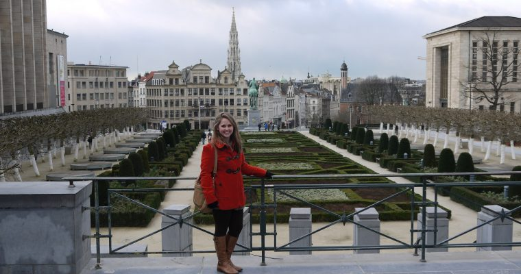 Our Trip to Brussels