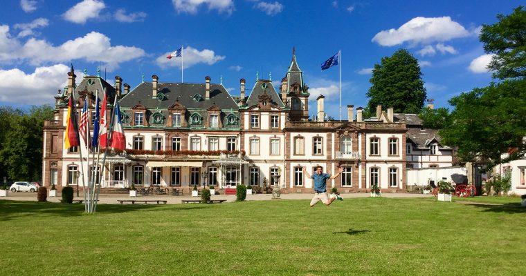 ESC Strasbourg Tour
